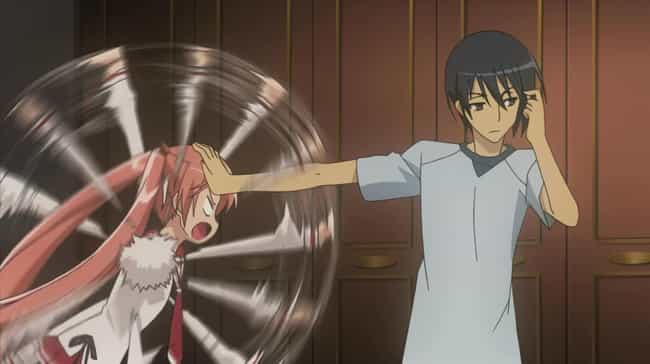 Aria the Scarlet Ammo is listed (or ranked) 1 on the list The 13 Best Anime Like Black Bullet