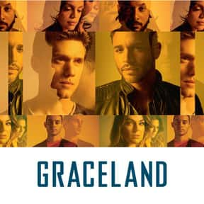 Graceland is listed (or ranked) 15 on the list The Best Shows About the FBI