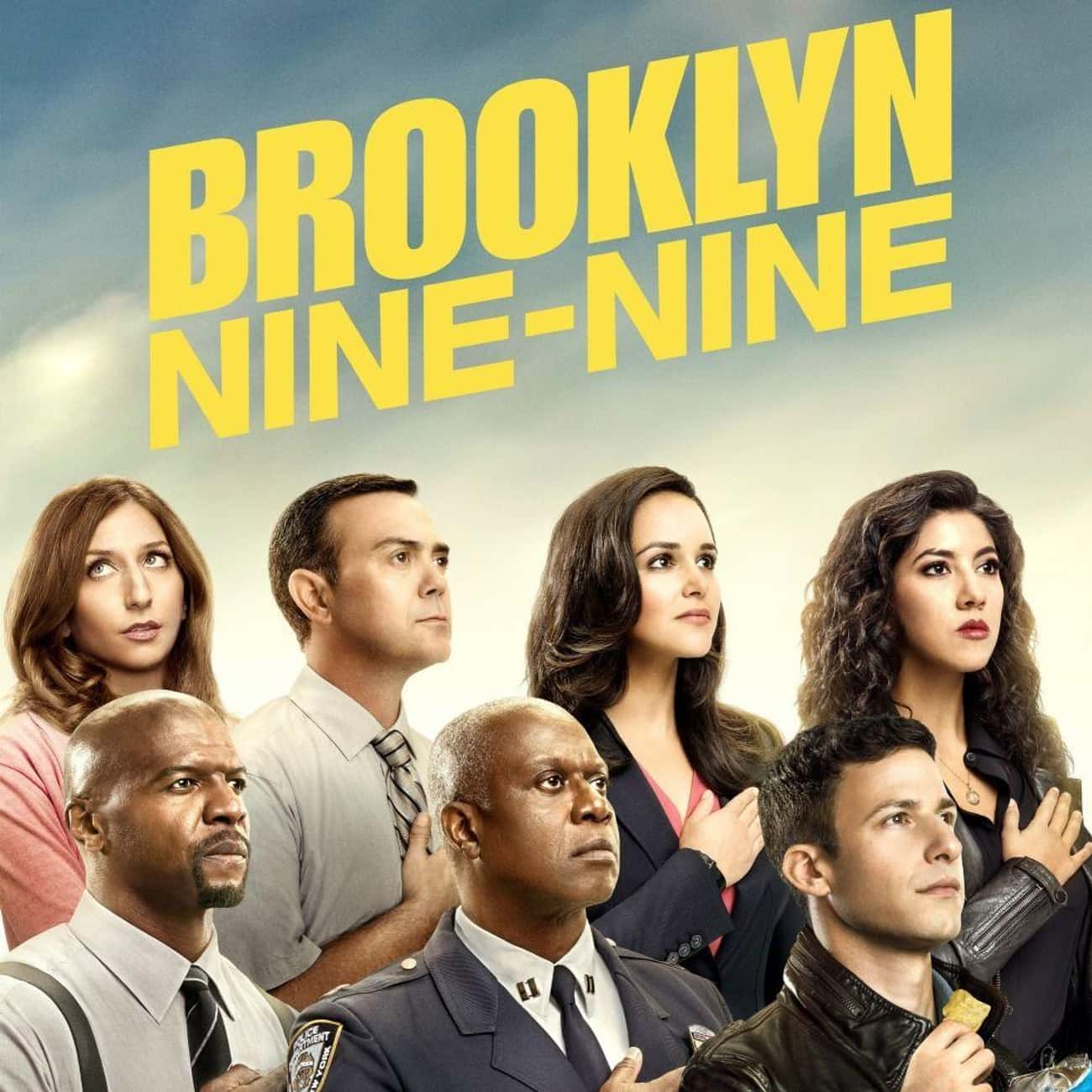Brooklyn Nine-Nine is listed (or ranked) 4 on the list You've Found The Best TV Shows About Found Families
