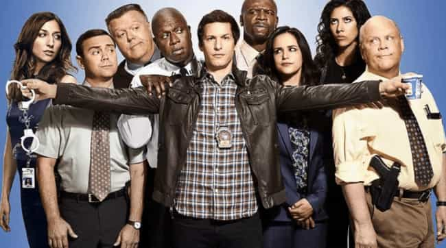 Brooklyn Nine-Nine is listed (or ranked) 3 on the list TV Series Fans Successfully Got Un-Cancelled