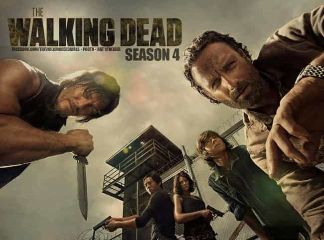 The Walking Dead - Season 4 is listed (or ranked) 4 on the list The Best Seasons of The Walking Dead
