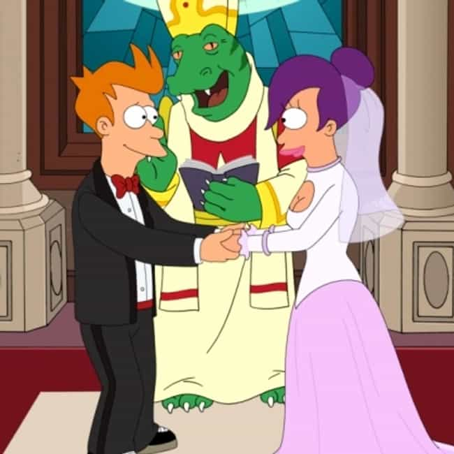 Meanwhile is listed (or ranked) 4 on the list The Saddest Futurama Episodes That Legit Made You Cry