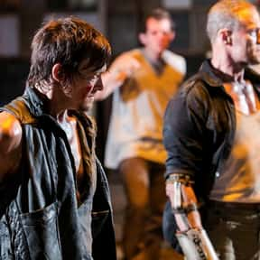 The Suicide King is listed (or ranked) 22 on the list The Best Walking Dead Episodes From Every Season