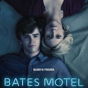 Bates Motel is listed (or ranked) 19 on the list The Best Suspense TV Shows
