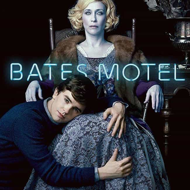 Bates Motel is listed (or ranked) 1 on the list What to Watch If You Love 'American Horror Story'