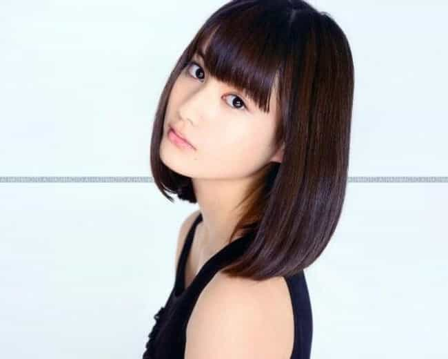 Ai Hashimoto is listed (or ranked) 3 on the list The Most Promising Up and Coming Japanese Actresses