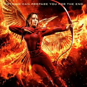 The Hunger Games: Mockingjay,  is listed (or ranked) 23 on the list The Best Sci-Fi Movies Based on Books