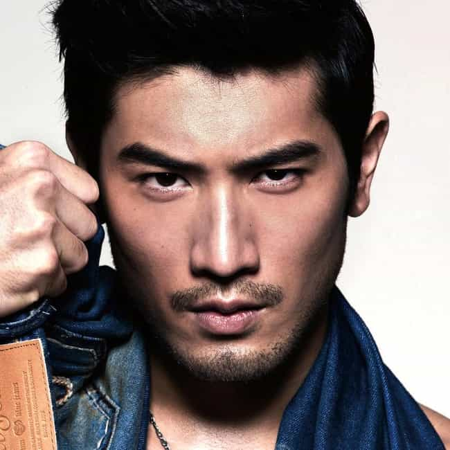 Godfrey Gao is listed (or ranked) 1 on the list Actors Who Died In The Middle Of Filming Something