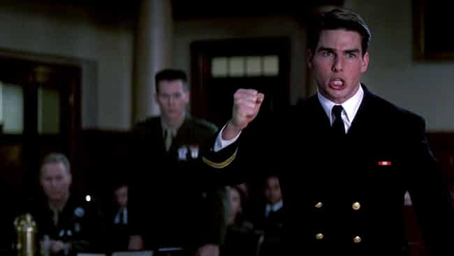 Lt. Daniel Kaffee is listed (or ranked) 4 on the list Defense Attorneys From Movies You'd Hire To Get You Out Of A Pickle