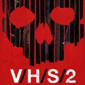 V/H/S 2 is listed (or ranked) 12 on the list The Most Horrifying Found-Footage Movies