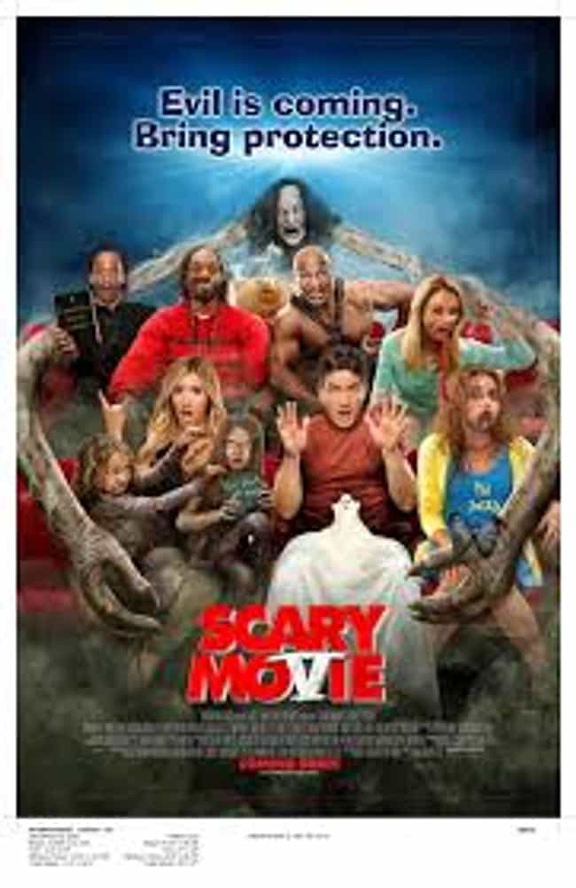 Scary Movie 5 is listed (or ranked) 3 on the list Movie Sequels Being Released in 2013