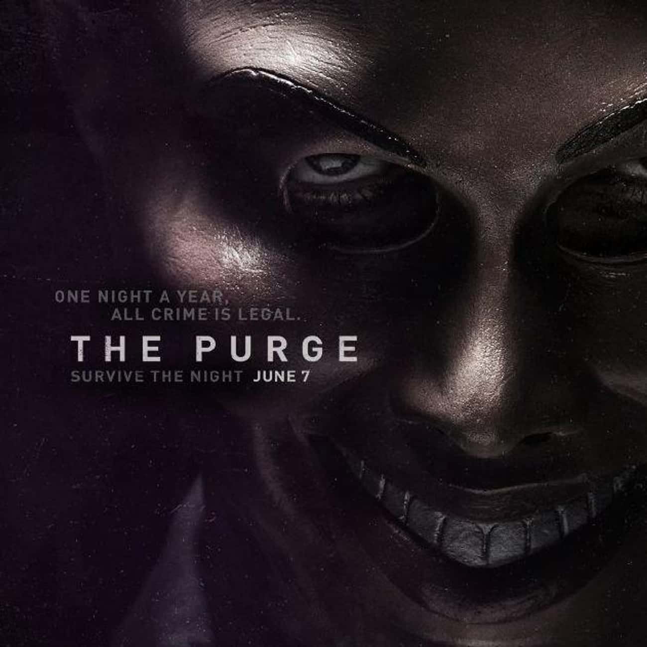 The Purge is listed (or ranked) 2 on the list What to Watch If You Love Nerve