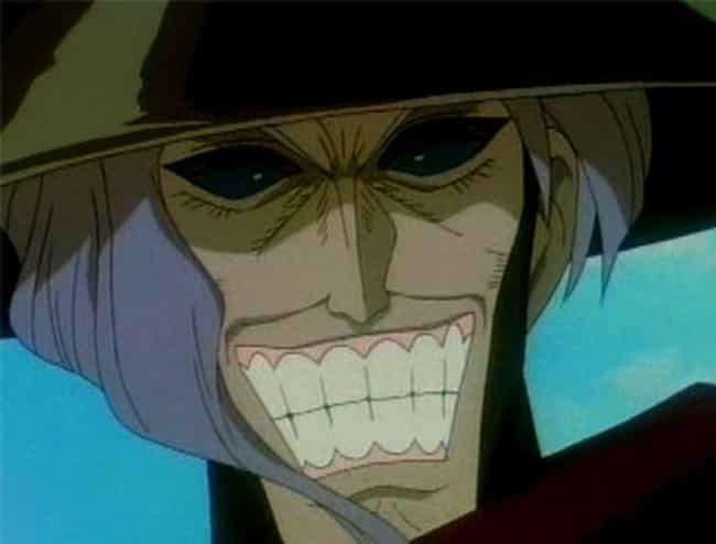 Udo Jine is listed (or ranked) 4 on the list The 14 Most Underrated Anime Villains Who Don't Get Enough Credit