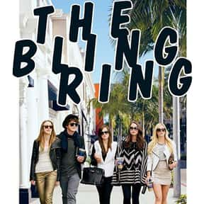 The Bling Ring is listed (or ranked) 15 on the list The Best Emma Watson Movies