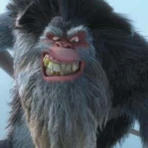 Captain Gutt is listed (or ranked) 19 on the list The Best Characters in the Ice Age Series, Ranked