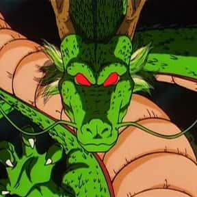 Shenron is listed (or ranked) 14 on the list The Best Dragon Ball Z Characters of All Time
