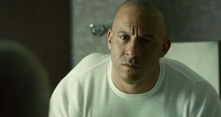 Dominic Toretto - 'Furious 7'