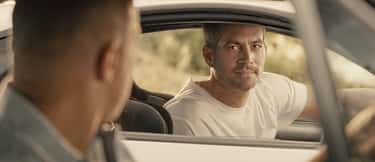 Furious 7 (Paul Walker) is listed (or ranked) 2 on the list 12 Movies That Had To Shoot Around Actors' Untimely Deaths