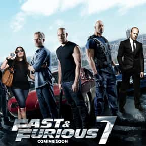 Furious 7 is listed (or ranked) 7 on the list The Worst Movies That Have Grossed Over $1 Billion