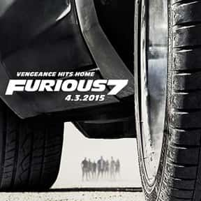 Furious 7 is listed (or ranked) 17 on the list The Best Car Racing Movies That Really Put The Pedal To The Metal