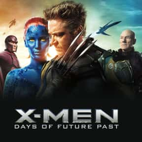 X-Men: Days of Future Past is listed (or ranked) 1 on the list All X-Men Movies, Ranked Best to Worst