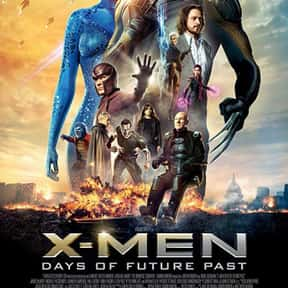 X-Men: Days of Future Past is listed (or ranked) 19 on the list The Best Movies Based on Marvel Comics