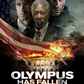 Olympus Has Fallen is listed (or ranked) 5 on the list The Best Gerard Butler Movies