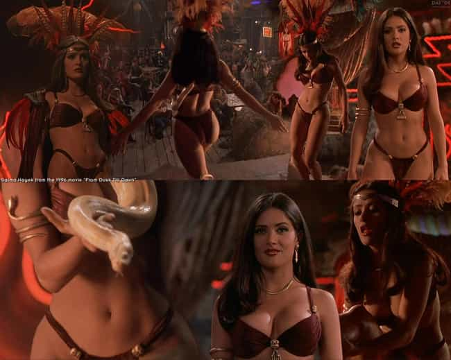 Santanico Pandemonium is listed (or ranked) 1 on the list The Hottest Female Villains
