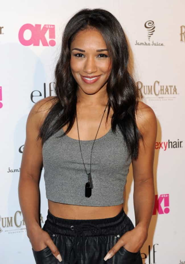 Candice Patton is listed (or ranked) 3 on the list The Hottest Black Celebrity Women