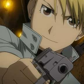 Riza Hawkeye is listed (or ranked) 6 on the list The Best Anime Characters That Use Guns