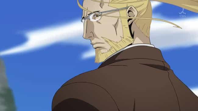Hohenheim Elric (Fullmetal Alchemist)