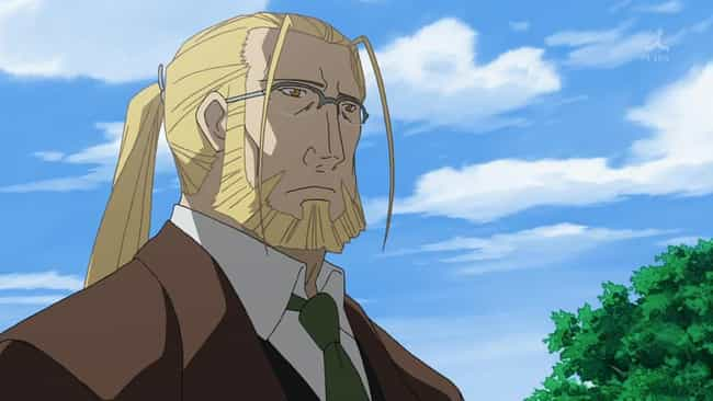 Hoenheim Elric is listed (or ranked) 2 on the list 15 Times Anime Parents Were Right To Abandon Their Kids