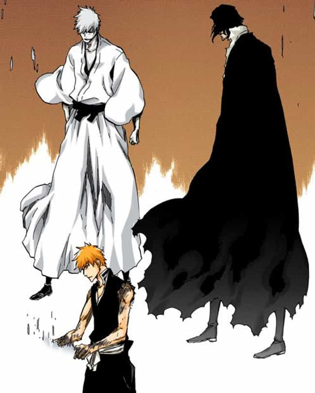 Zangetsu is listed (or ranked) 2 on the list Here's What You Are Missing In Bleach If You Didn't Continue With The Manga