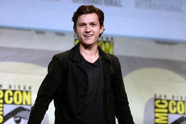 Tom Holland is listed (or ranked) 1 on the list Who Is America's Boyfriend in 2019?