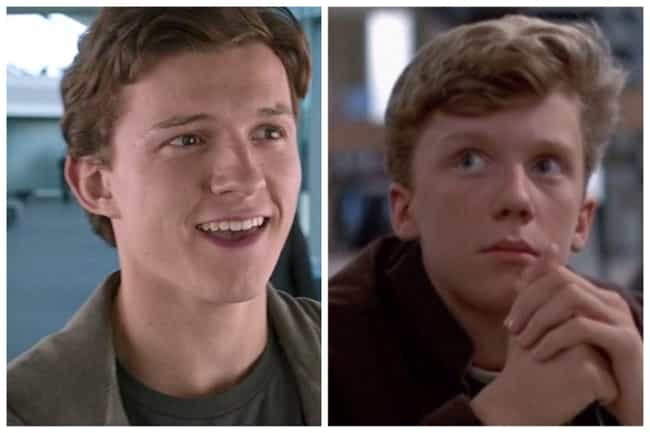 Tom Holland is listed (or ranked) 1 on the list Who Would Star In 'The Breakfast Club' If It Were Made Today?