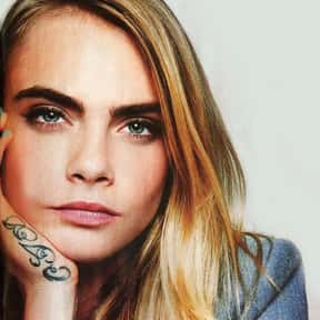 Cara Delevingne is listed (or ranked) 12 on the list The Most Beautiful Young Actresses Under 30