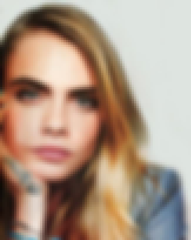Cara Delevingne is listed (or ranked) 6 on the list List of Famous Fashion Models