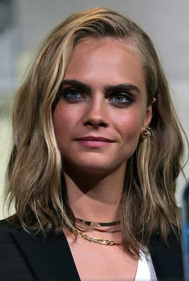 Cara Delevingne is listed (or ranked) 1 on the list Famous Lesbian Models Who Are LGBTQ Icons