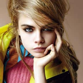 Cara Delevingne is listed (or ranked) 16 on the list List of Famous Supermodels