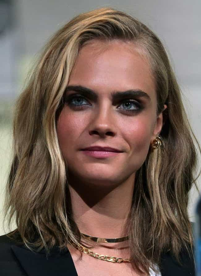 Cara Delevingne is listed (or ranked) 3 on the list The Grossest Cover Stories of Young Female Stars Written by Older Men