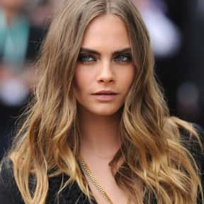 Cara Delevingne is listed (or ranked) 18 on the list The Most Beautiful Women Of 2019, Ranked