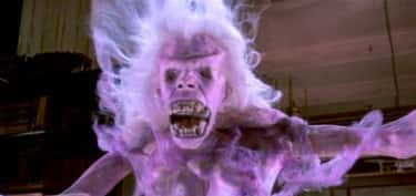 The Ghost In The Library is listed (or ranked) 2 on the list Moments In 'Ghostbusters' That Went Too Far And Scarred Our Childhoods