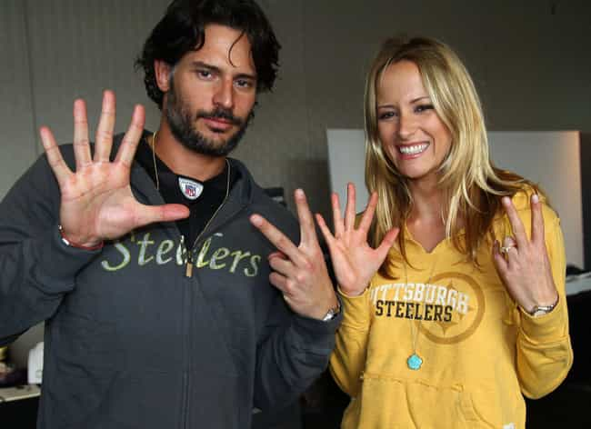 Audra Marie is listed (or ranked) 4 on the list Joe Manganiello Loves and Hookups