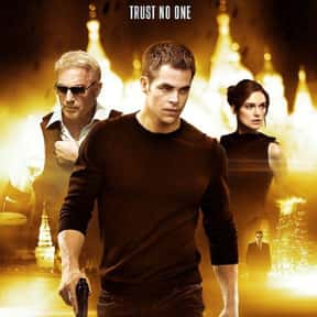 Jack Ryan: Shadow Recruit is listed (or ranked) 27 on the list The Best Kevin Costner Movies