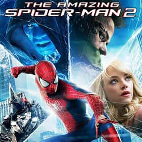 The Amazing Spider-Man 2 is listed (or ranked) 7 on the list The Best PG-13 Fantasy Movies