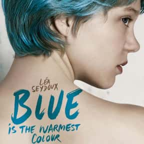 Blue Is the Warmest Colour is listed (or ranked) 24 on the list The Best Lesbian Movies