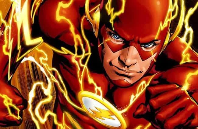 Barry Allen is listed (or ranked) 1 on the list 23 DC Heroes And Villains Who Can Tap Into The Speed Force