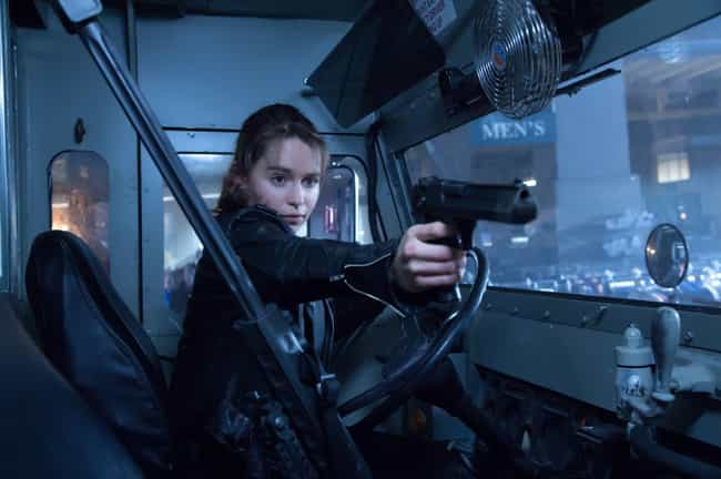 Terminator Genisys is listed (or ranked) 4 on the list Notorious Mega-Flops That Actually Made Way More Money Than You Think