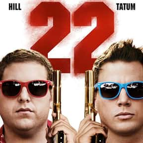 22 Jump Street is listed (or ranked) 22 on the list The Best Movies to Watch While Stoned