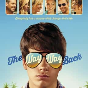 The Way, Way Back is listed (or ranked) 24 on the list The Best Movies for 13 Year Old Boys